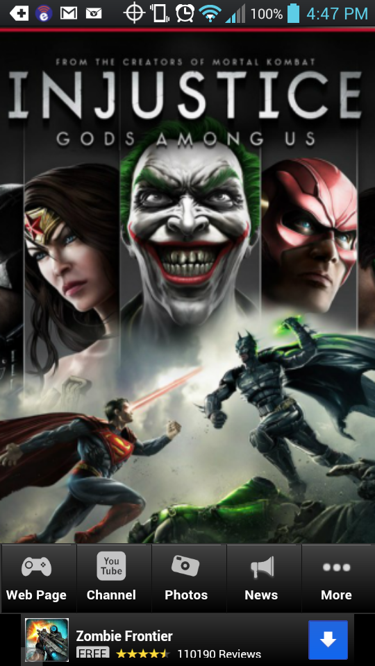 Injustice Gods Among Us Mobile Cheats